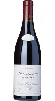 Bourgogne Rouge - Bourgogne - Vinområde