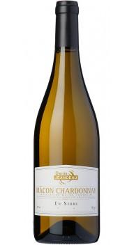 Macon Chardonnay, En Serre - Fransk hvidvin