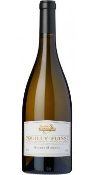 Pouilly Fuissé, Secret Minéral - Bourgogne - Vinområde