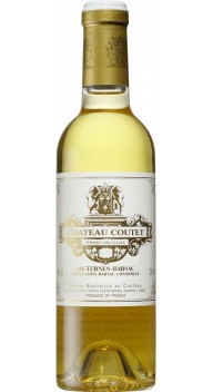 Château Coutet, 1. Cru Barsac-Sauternes, ½ fl. - Dessertvin