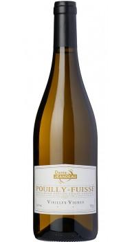 Pouilly Fuissé, Vieilles Vignes - Bourgogne - Vinområde