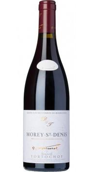 Morey Saint Denis - Bourgogne - Vinområde
