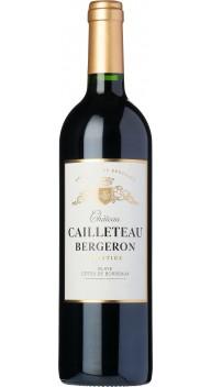 Château Cailleteau Bergeron, Prestige - Cabernet Sauvignon