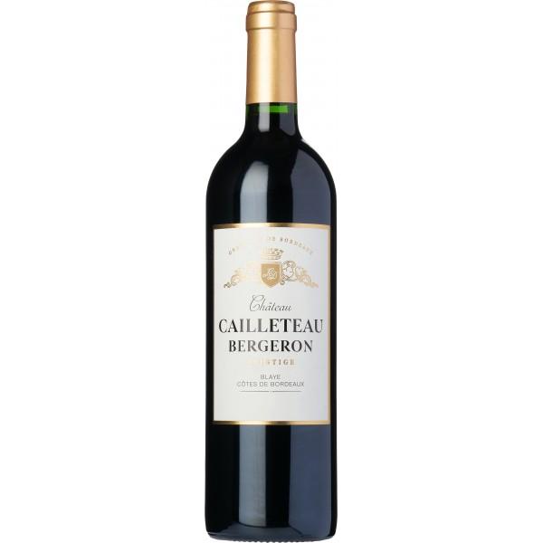 Château Cailleteau Bergeron, Prestige 2018