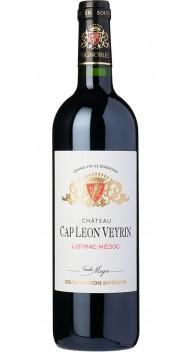 Château Cap Léon Veyrin, Listrac-Médoc, Cru Bourgeois Sup. - Cabernet Sauvignon