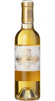Château Coutet, 1. Cru Barsac-Sauternes, ½ fl. - Fransk dessertvin