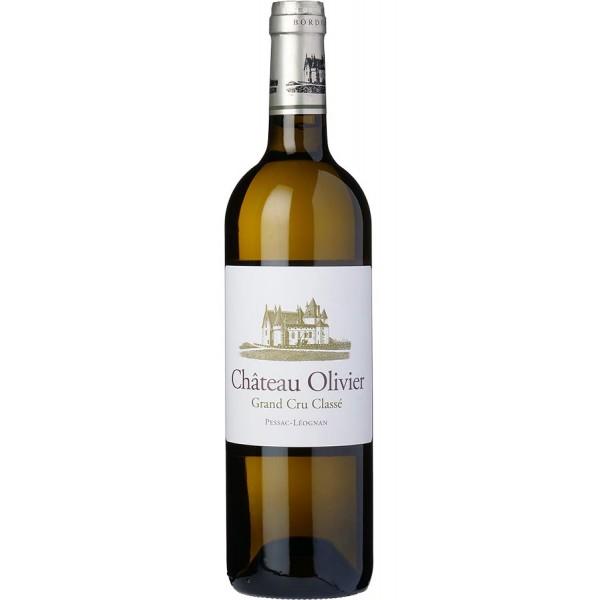 Château Olivier, Pessac-Léognan Cru Grand Classé Blanc 2018