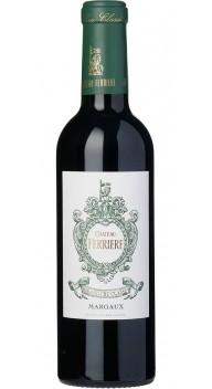Château Ferrière, 3. Cru Margaux, ½ fl. - Bordeaux-vin