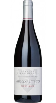 Bourgogne Côte d'Or Pinot Noir - Bourgogne - Vinområde