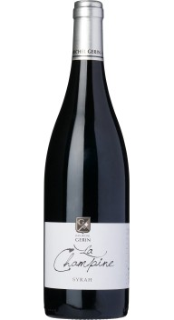 La Champine Syrah - Nye vine