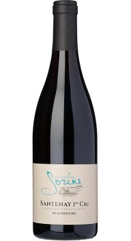 Santenay 1er Cru Beaurepaire - Bourgogne - Vinområde