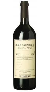Sassosolo Laschi - Supertoscaner