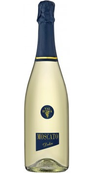 Moscato Dolce, Vino Spumante Bianco - Mousserende vin