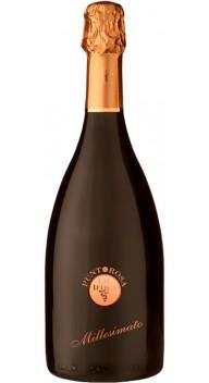 Punto Rosa, Vino Spumante Rosato Brut - Mousserende vin