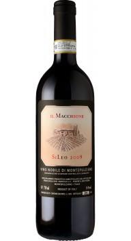 Vino Nobile di Montepulciano SiLeo - Toscana - Vinområde