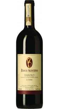 Barolo, La Serra - Nebbiolo vine