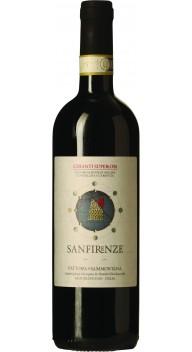 Sanfirenze Chianti Superiore Organic - Italiensk vin