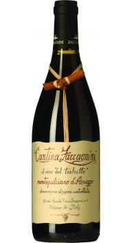 Montepulciano d'Abruzzo, Tralcetto - Italiensk rødvin