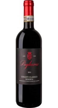 Chianti Classico Riserva Pagliarese DOCG - Chianti - Vinområde