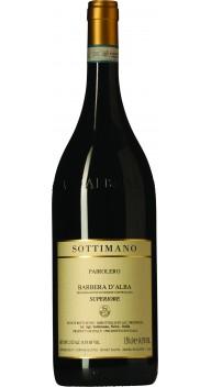 Barbera d'Alba, Pairolero, magnum - Barbaresco vin