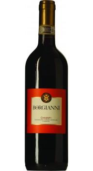 Borgianni Chianti - Italiensk rødvin