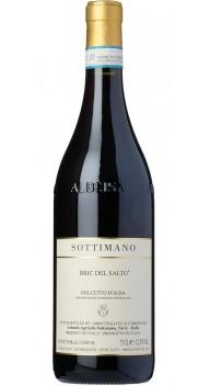 Dolcetto d'Alba, Bric del Salto - Barbaresco vin