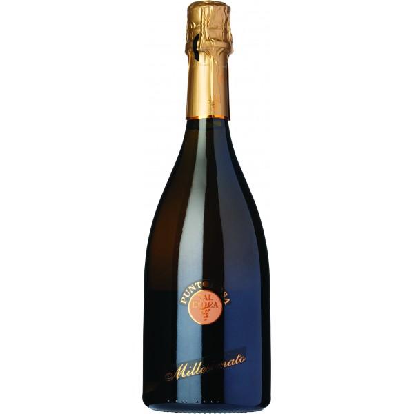 Punto Rosa, Vino Spumante Rosato Brut 2019