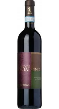 Rosso di Montalcino - Toscana - Vinområde