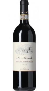 Brunello di Montalcino, Riserva La Mannella
