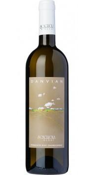Danvian Chardonnay - Italiensk vin