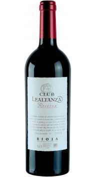 Rioja Reserva, Club Lealtanza - Rioja - Vinområde