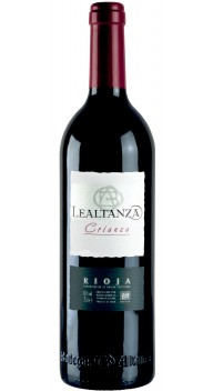 Rioja Crianza, Lealtanza - Spansk vin