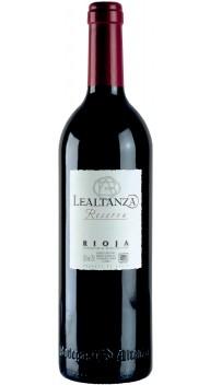 Rioja Reserva, Lealtanza - Spansk vin
