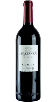 Rioja Reserva, Lealtanza - Rioja - Vinområde