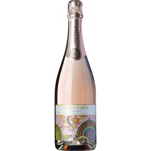 Mont Paral Vintage Rosé Cava Sec 2017