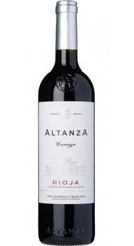 Rioja Crianza, Lealtanza - Rødvin