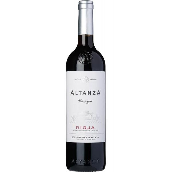Rioja Crianza, Lealtanza 2017