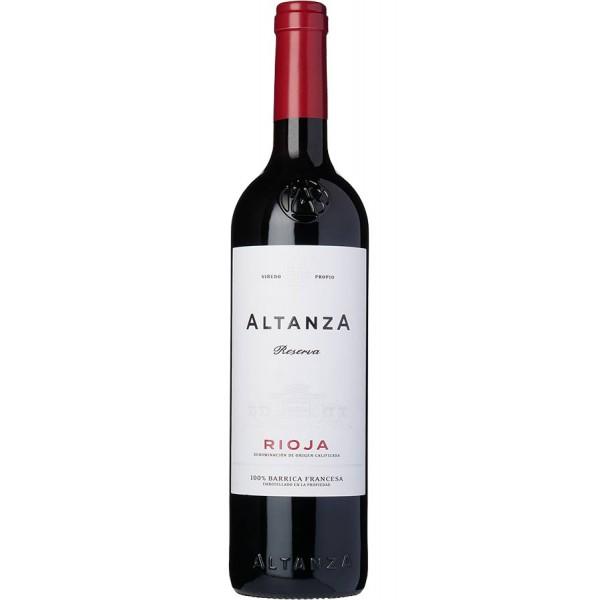 Rioja Reserva, Lealtanza 2015
