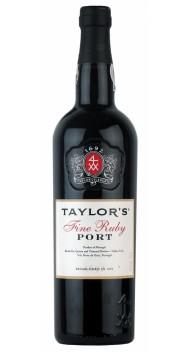 Taylor's Fine Ruby Port - Ruby Portvin