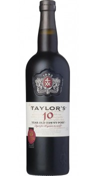 Taylor's 10 Year Old Tawny Port - Tawny portvin