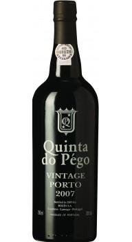 Quinta do Pégo Vintage Port - Vintage portvin og LBV portvin