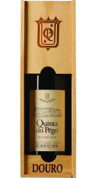 Quinta do Pégo Grande Reserva, magnum - Portugisisk rødvin