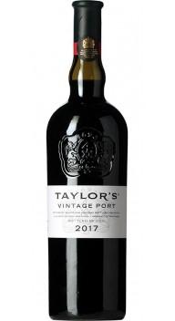 Taylors Vintage Port - Vintage portvin og LBV portvin