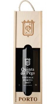 Quinta do Pégo Vintage Port, magnum - Vingaver med god vin og lækkert tilbehør