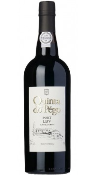 Quinta do Pégo LBV - Vintage portvin og LBV portvin