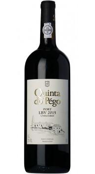 Quinta do Pégo LBV, magnum - Portugisisk vin