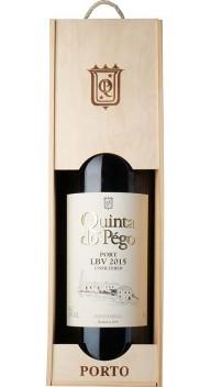 Quinta do Pégo LBV, 6 liter - Vingaver med god vin og lækkert tilbehør