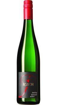 Riesling Leiwener, Feinherb - Tysk hvidvin
