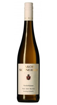 Niederhäuser Kertz Riesling Feinherb - Tysk hvidvin