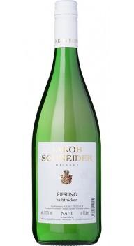 Riesling Halbtrocken,  1 liter - Tysk vin